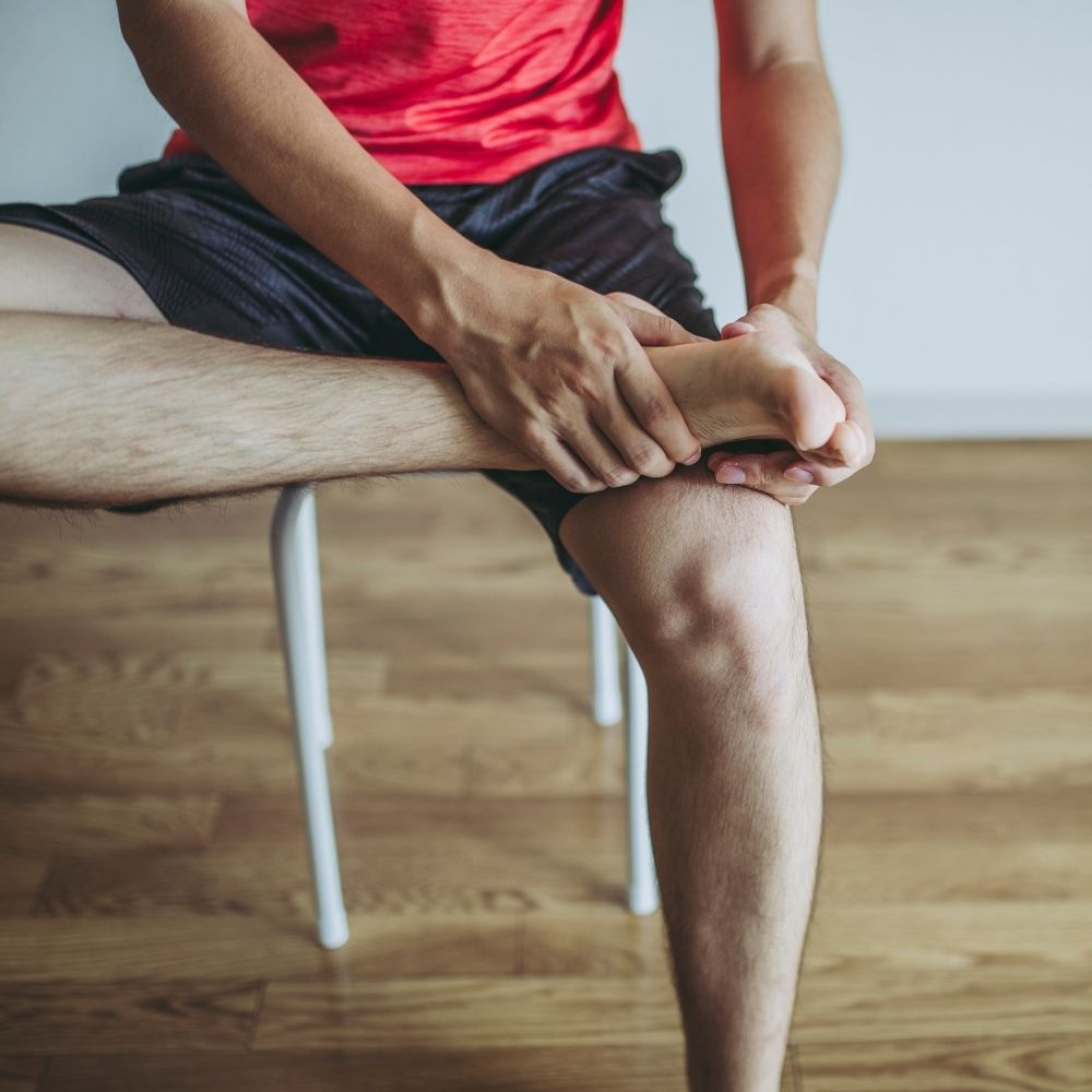 PRP ANCKLE AND FOOT PAIN